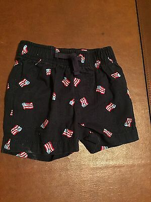 Infant Boys Jumping Beans Shorts Size 3 Months
