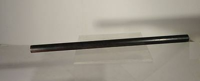Antique Chinese Carved Hardwood Zitan Ebony Scroll Weight Scholar's Table