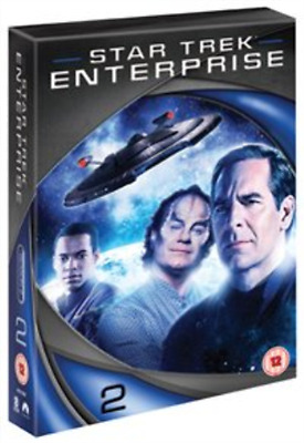 Scott Bakula, John Billingsley-Star Trek - Enterprise: Season 2  DVD NEUF