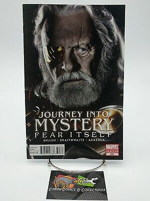 Journey Into Mystery #623 Fear Itself Thor Odin Movie Variant Cover Marvel Comic