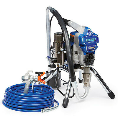 New Graco Pro 210ES Stand Airless Paint Prayer 17D163