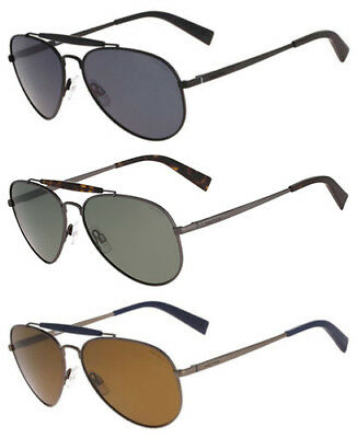 Nautica POLARIZED Men's Aviator Sunglasses N5114S