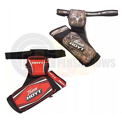 Hoyt Hip Quiver for Target and Field Archery Arrows Compound and Recurve