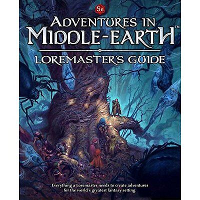 The Adventures in Middle-earth Loremaster´s Guide