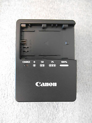 NEW Genuine CANON LC-E6 80D 60D 6D 7D 5D LP-E6 Battery Charger Foldout Plug