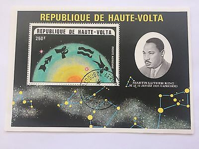 Republique De Haute-Volta Space Stamp 250F