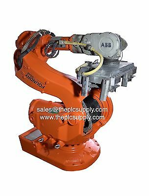 ABB IRB 6600 M2004 IRB 6600-225/2.55 Type B IRC5 Foundry Prime Industrial Robot