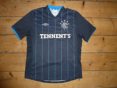 Glasgow Rangers Football Shirt [L] Rangers Soccer Jersey Home  2012/13 Third