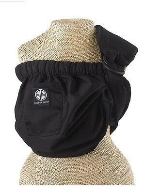 Balboa Baby Dr. Sears Adjustable Sling, Signature Black