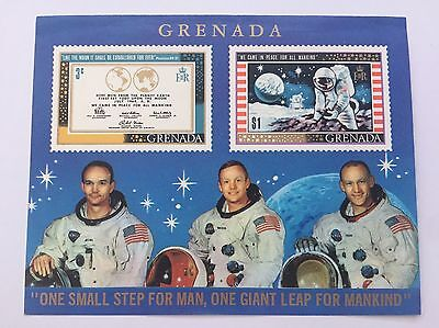 Grenada Space Stamp Print Picture
