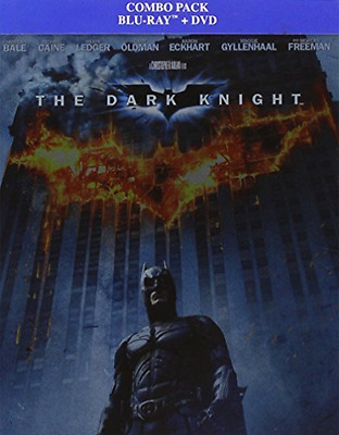 Dark knight [ Steelbook ] - Dutch Import  Blu-Ray NEUF