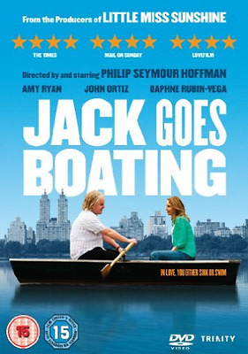 Philip Seymour Hoffman, Joh...-Jack Goes Boating  DVD NEUF