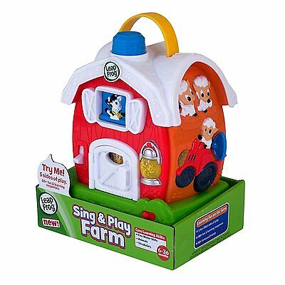 Leapfrog Sing and Play Farm Learning Toy