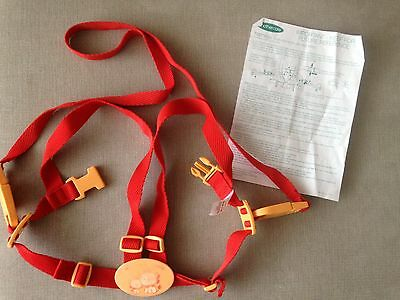 Mothercare Harness And Reins With Original Instructions