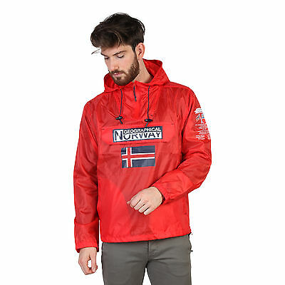 Geographical Norway   - Giubbotto impermeabile uomo   - Composizione 100% PL   -