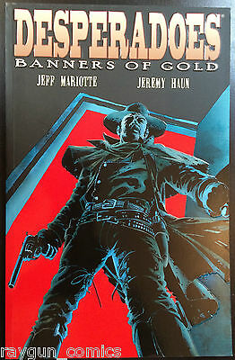 Desperadoes Banners of Gold TPB Graphic Novel IDW Comics 1932382968