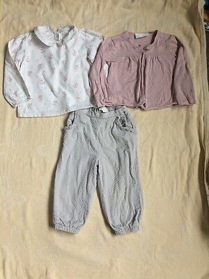 Little White Company Outfit 12-18-24 Months