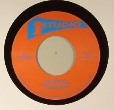 "DUB SPECIALIST/ALTON ELLIS - Dub Creation (remastered) - Vinyl (7"")"