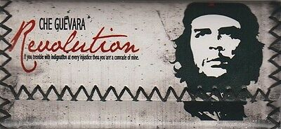CHE GUEVARA Face All Over Printed Tobacco Smoking Paper Pouch Case Bag