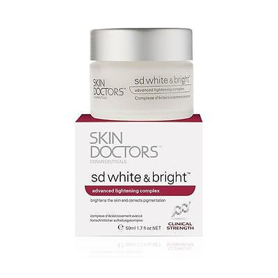 Skin Doctors SD White & Bright 50ml Skin Lightening and Brightening Complex