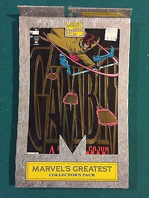 Marvel Comics Greatest Collector's Pack Gambit #1-4 Comic Set Mint Limited 1993