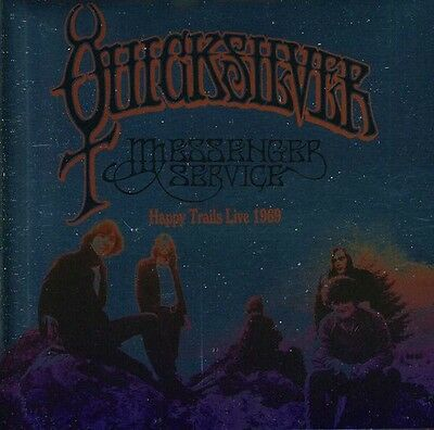 Happy Trails Live 1969 - Quicksilver Messenger Service (CD Used Very Good)