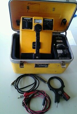 3M Dynatel 573A CABLE LOCATOR wTest Leads, Inductive Clamp, Warranty & Manual