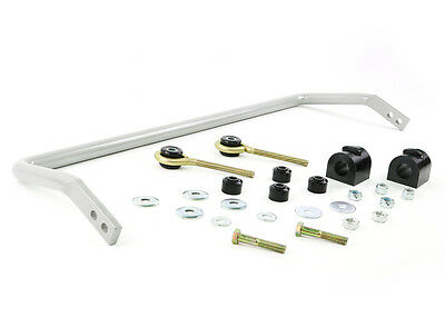 BFR62Z Whiteline Rear Anti-Roll/Sway Bar For FORD FOCUS MK1 incl ST170 & RS