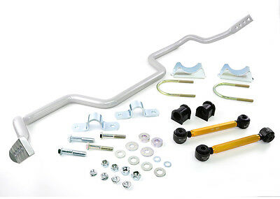 BFR65Z Whiteline 27mm Rear Anti-Roll/Sway Bar For FORD MUSTANG incl GT & SHELBY