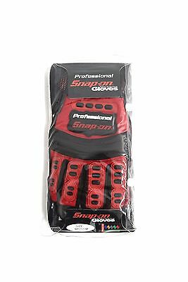 New Snap-On Professional Mechanic Gloves RED Medium Workwear M Tool Car Bike