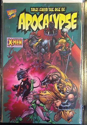 Tales From The Age of Apocalypse VF+ 1st Print Marvel Comics