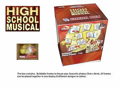high school musical Buildable Photo Frames 18pc For All Your Favourite Photos