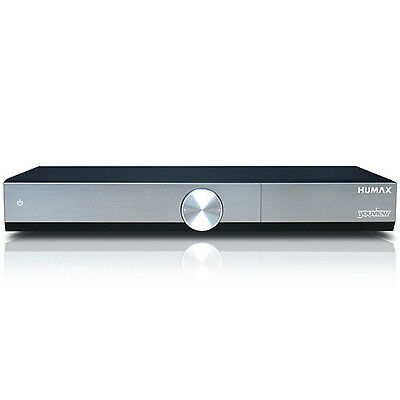Humax DTR-T2000 YouView Smart 1TB Freeview+ HD Digital TV Recorder BBC ITV