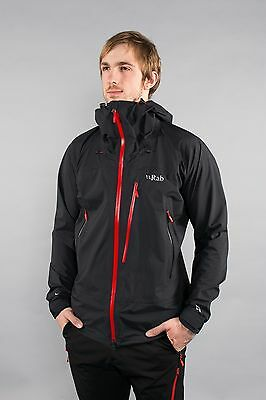 Rab Firewall Men's Waterproof Jacket UK S RRP£210