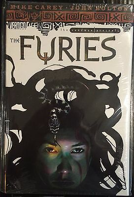 The Furies Hardback Graphic Novel Vertigo 1563899353