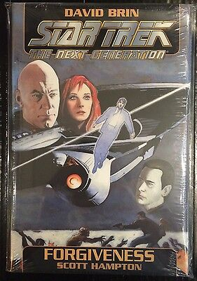Star Trek Next Generation Forgiveness Hardback Wildstorm 1563898500