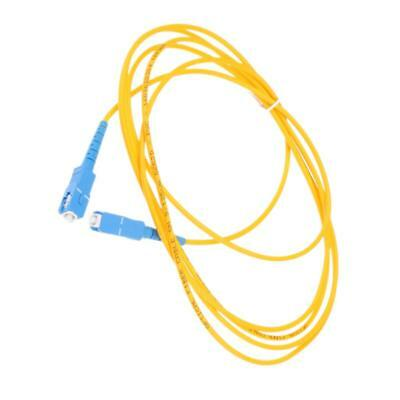 Fibre Optic Patch Lead Cable 9/125 Singlemode Simplex