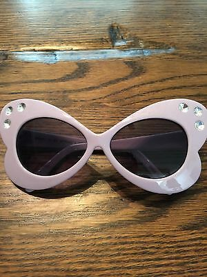 Gymboree Girls Sunglasses Purple Toddler Size Ages 2-4