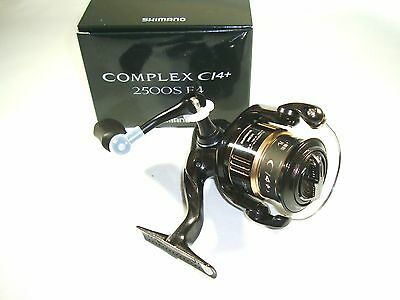 [ NEW ! ]   SHIMANO COMPLEX Cl4+ 2500S F4    from JAPAN