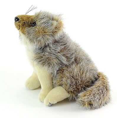 The Smithsonian Wild Heritage Collection Gray Wolf Plush Stuffed Animal 10""