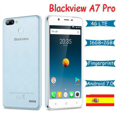 4000mAh Doogee X5 MAX 3G Android 6.0 Quad Core 8GB Dtouch Smartphone Móvil 5.0''