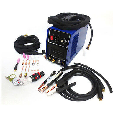 VICT 110V 3 in 1 Welding Machine Digital TIG MMA CUT Combo Welder Soldering New
