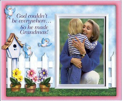 NEW  Expressly Yours ! God Made Grandmas Picture Frame