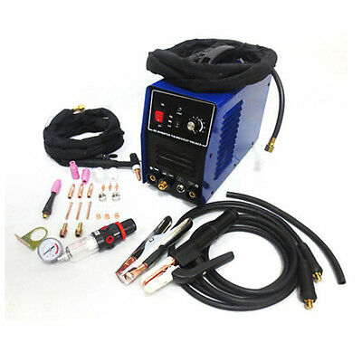 VICT 220V 3in1 Welding Machine Digital TIG MMA CUT Combo Welder Portable Solder