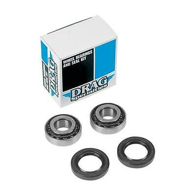Drag Rear Wheel Bearing Kit for Harley 84-99 FXD FXDWG FXWG FXR Softail A25-1002
