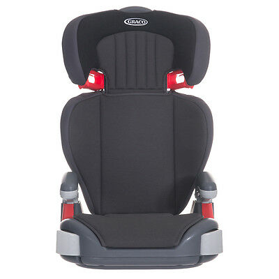 Graco Junior Group 2/3 Maxi Car Seat in Midnight Black
