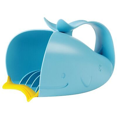 Skip Hop Moby Waterfall Baby Bath Hair Rinser In Blue