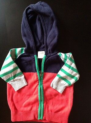 Seed - Baby Cotton Cardigan Size 3-6 Months