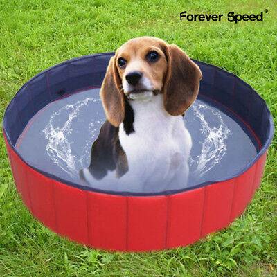 Pet Pool Dog Pool Swimming Pool Portable Tough and Sturdy 80/120/160cm 3 Color