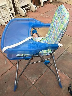 Mamas and Papas Flip and Fold High Chair